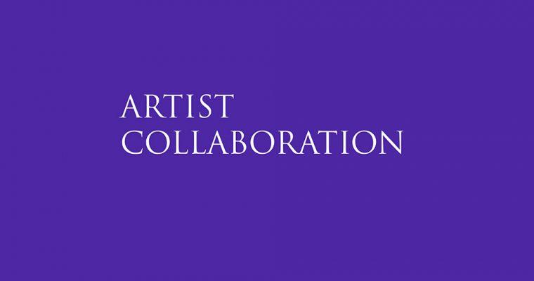 Artist collaboration with Sharon Webber-Zvik