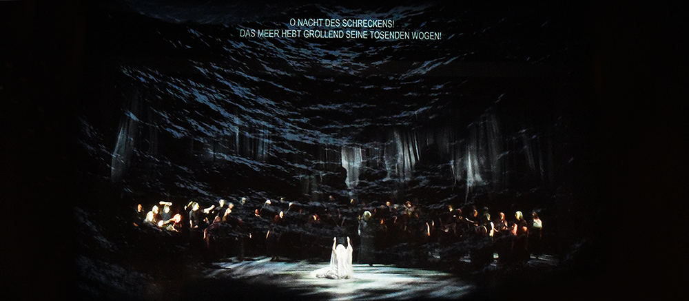 Press Photocall for Wim Wenders' Stage Directorial Debut – 'Les Pecheurs de Perles' – Staatsoper Berlin