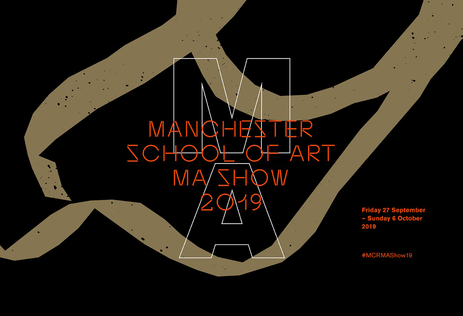 MA 'Graphic Design & Art Direction' at Manchester School of Art