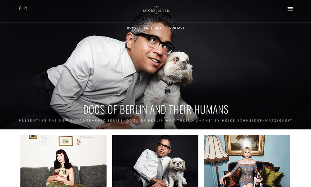 Dogs of Berlin and their Humans 2018