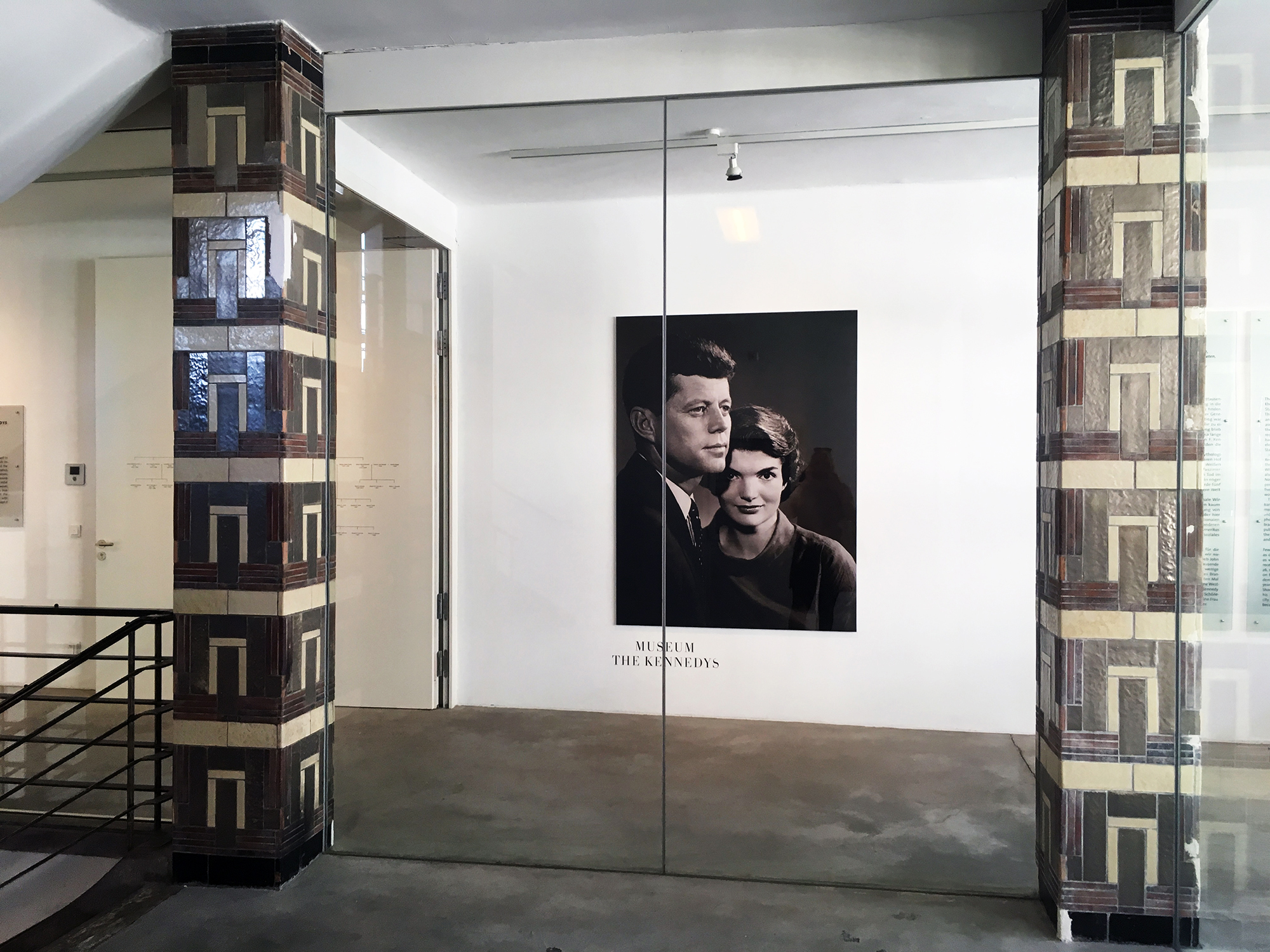 Museum The Kennedys – 'Obama, An Intimate Portrait' Exhibition