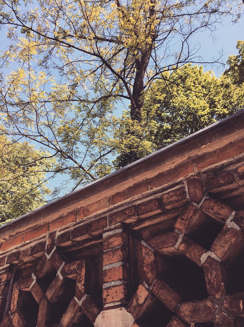 Jewish Cemetery & Lapidarium at Schönhauser Allee, Berlin