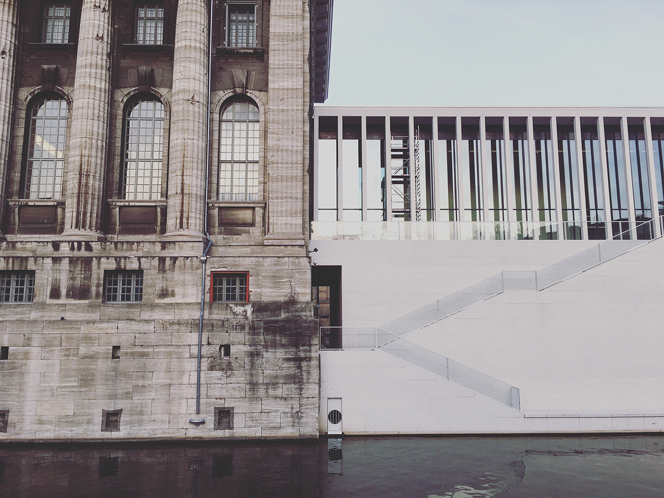James-Simon-Galerie – David Chipperfield Architects